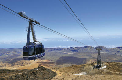 teide cable car, teleferico, teide cable car price, teide cable car opening times, teide cable car tickets