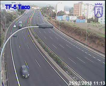 tenerife, road cameras, traffic cameras, webcam, web cameras, online, traffic, weather